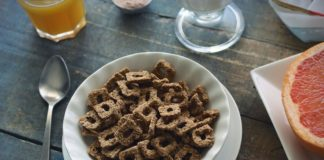 Give Breakfast a Boost iwth a High Fiber Breakfast Ceral