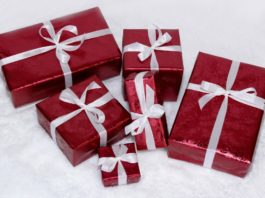 Deck Out Christmas Gifts with Crafty Decor