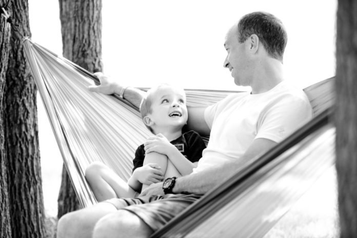 Building Bonds between Dads and Kids