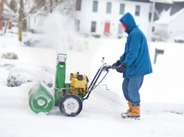 Keeping Sidewalks and Driveways Clear of Snow in the Winter is Critical to Safefty