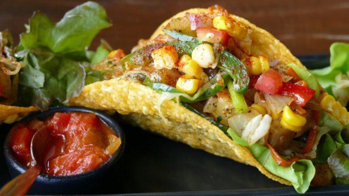 Corn Tacos for Cinco de Mayo