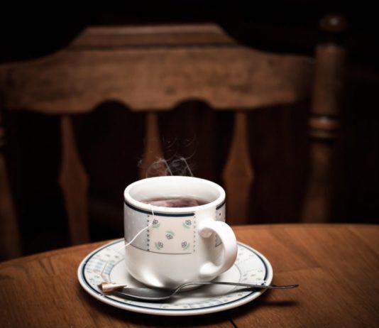 The Story of Hot Fresh Tea