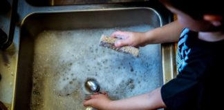 How to get your kids involved in cleaning