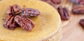Recipe: Low Carb Pumpkin Pecan Cheesecake - Family Life Tips Magazine