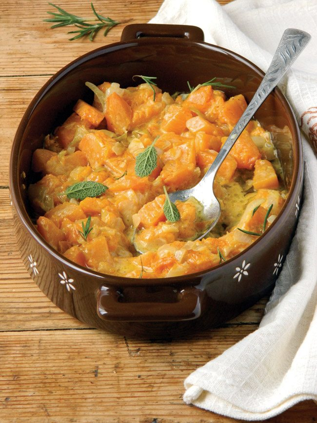 Recipe: Low Carb Browned Pumpkin with Maple and Sage - Family Life Tips Magazine