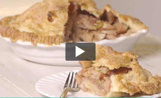 Recipe: Old Fashioned Apple Pie