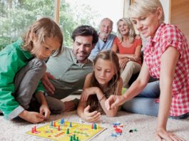 Family time, can serve as an escape from the demands of daily life