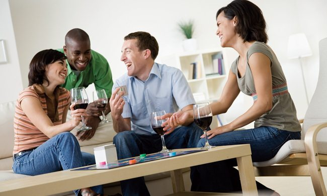 Get started with your party zone planning