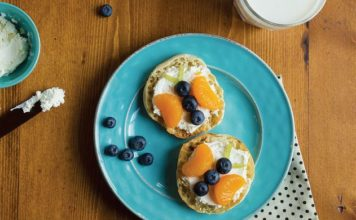 Quality nutrition for the perfect start to longer spring days
