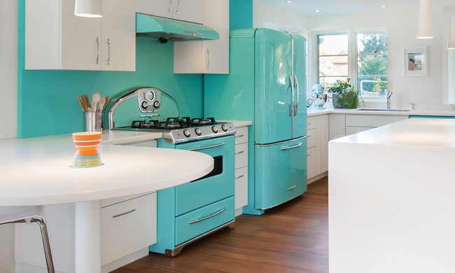 Bring a new era of vintage appeal to your next kitchen remodel