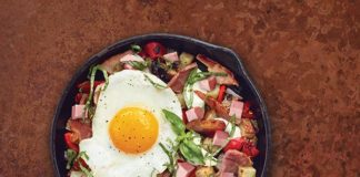 Recipe: Leftover Ham and Bacon Hash