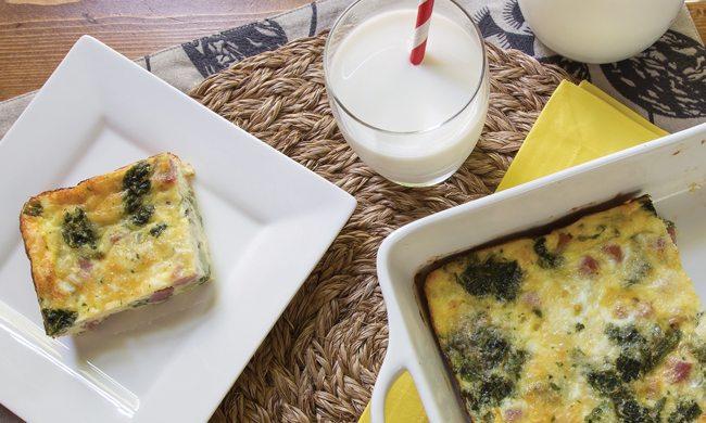 Serve Up a Nutritious Seasonal Brunch