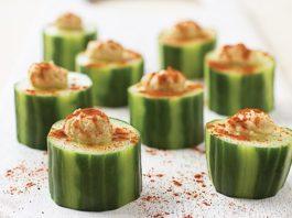 Recipe: Cucumber Cups