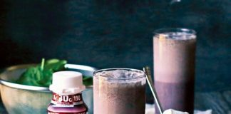 Recipe: Berry Cherry Blend Smoothie