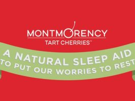 Montmorency Tart Cherry Juice - A Natural Sleep Aid