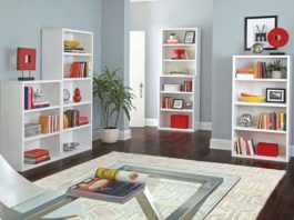 Stylish Storage for Renters