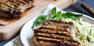 Most Americans eat the majority of their protein at dinner and pork is a great source of protein