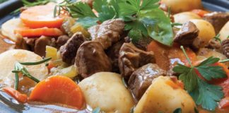 American Irish Stew
