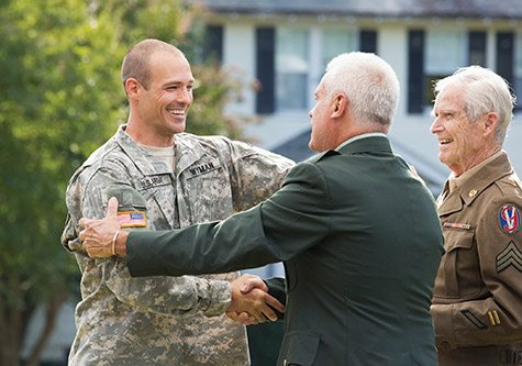 5 tips to help veterans find their new normal
