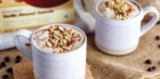 Breakfast Oatmeal Latte Recipe