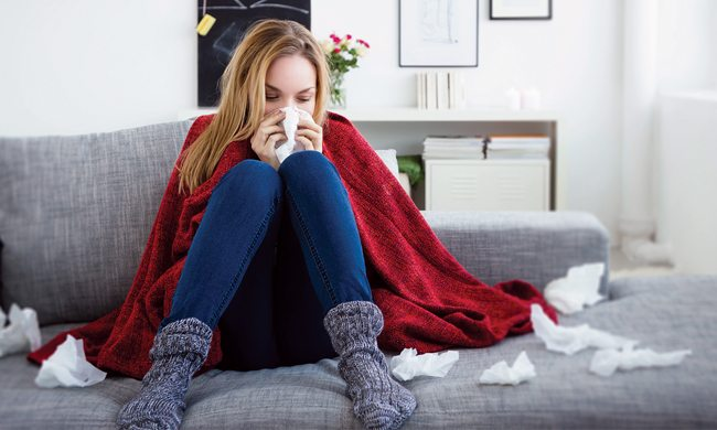 Most people who get the flu virus tend to recover within a few days to two weeks.