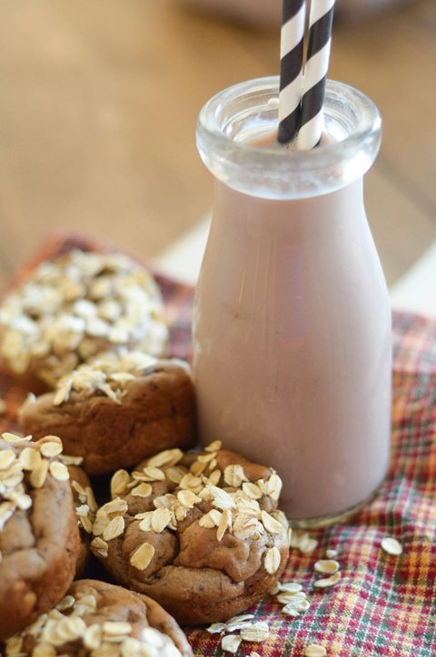 Chocolate Banana Muffins Recipes