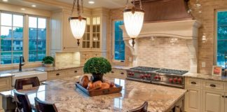 Going Green with Natural Stone