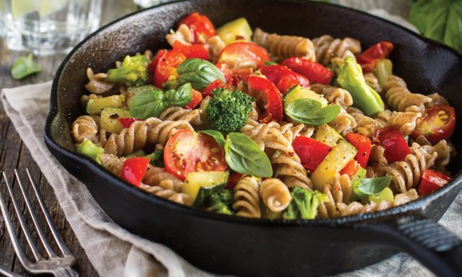 Pasta Salad with Tomatoes Recipe