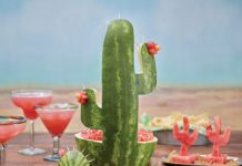 Cactus Carving