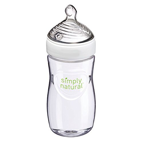 NUK Simply Natural Bottle