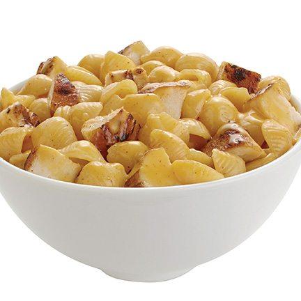 Beefy Nacho Shells and Cheese