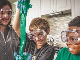 Youth programs encourage leadership, future goals
