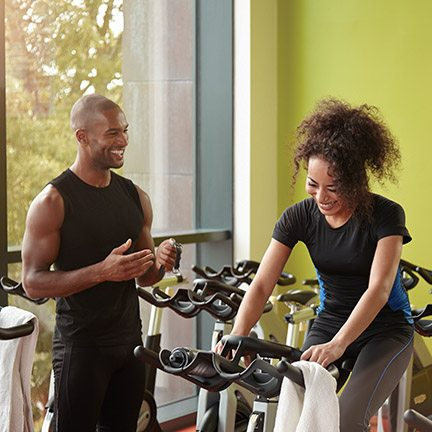 Exercise and physical activity are essential to a healthy lifestyle