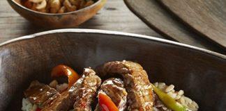 Szechuan Beef Stir-Fry Recipe