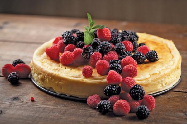 Recipe: New York-Style Honey Cheesecake   Family Life Tips