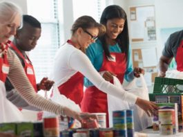 Volunteering at local shelters and community centers are countless ways to give back within your community - Family Life Tips Magazine