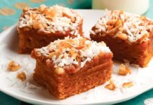 Caramel Crumble Bars Recipe | Family Life Tips Magazine