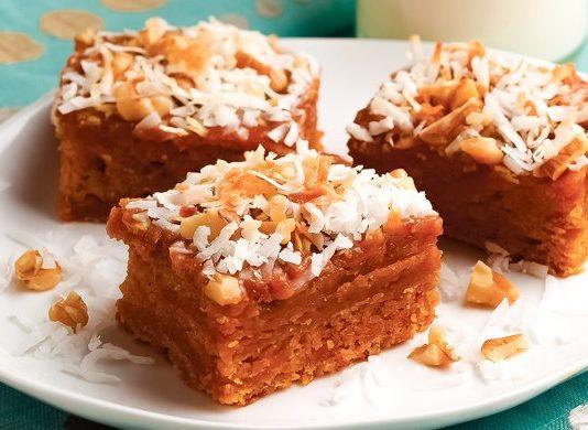 Caramel Crumble Bars Recipe | Family Life Tips Magazine