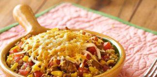 Quinoa Taco Skillet Recipe | Family Life Tips Magazine