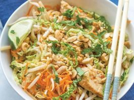 Chicken Pad Thai Recipe | Family Life Tips