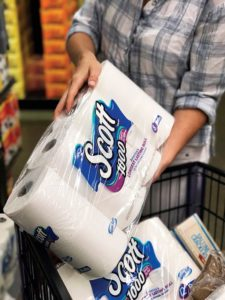 Scott 1000 toilet paper, America's longest-lasting toilet paper   Family Life Tips