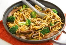 Ginger Beef and Broccoli Stir-Fry Recipe | Family Life Tips