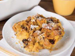 Orange Custard Bread Pudding Recipe | Family Life Tips Magazine