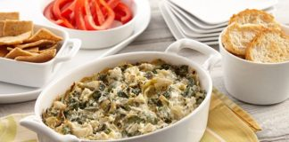 Spinach Artichoke and Dill Dip | Family Life Tips Magazine