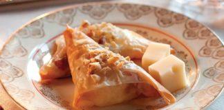 Cranberry and Walnut Phyllo Triangles Recipes | Family Life Tips