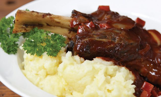 Slow Cooker Lamb Shank Stew Recipe | Family Life Tips