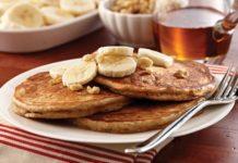 Maple Banana Bread Pancakes | Family Life Tips