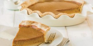 Organic Pumpkin Pie Recipe | Family Life Tips
