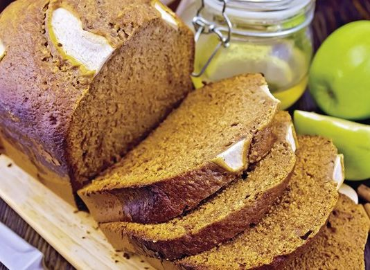 Apple Spice Bread Recipe | Family Life Tips Magazine