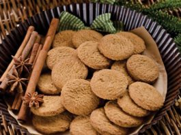 Gingersnaps Recipe | Family Life Tips Magazine